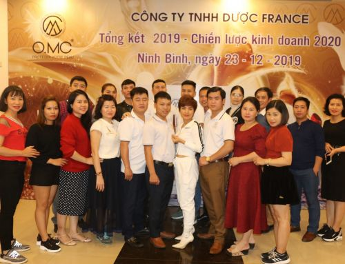 Dược O.MC: Tổng kết năm 2019 triển khai nhiệm vụ 2020